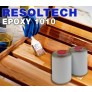 Epoxy hars in het water Restout 1010 multiuses